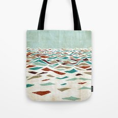 Sea Recollection Tote Bag
