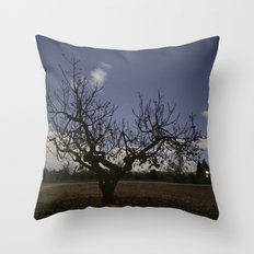 Ficus Carica Throw Pillow