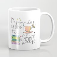 Happiness Is... /Tea Mug