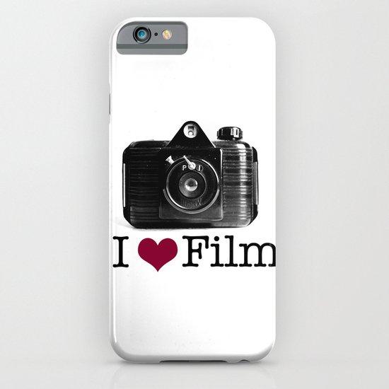 I ♥ Film iPhone & iPod Case