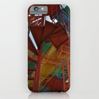 iPhone & iPod Case featuring The Best Playground Ever by Rick Cohen