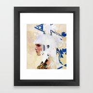Valkyrie 2 Framed Art Print