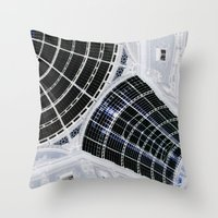 Milan 2 Throw Pillow