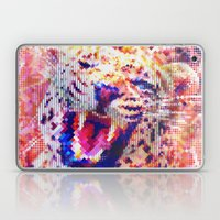 Rainbow Roar Laptop & iPad Skin