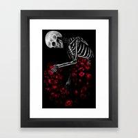 Abegnation Framed Art Print