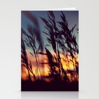 Prairie Skies Stationery Cards