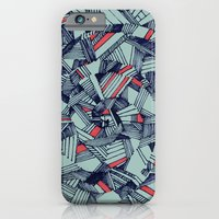 iPhone & iPod Case featuring Spiraling by S.G. DeCarlo