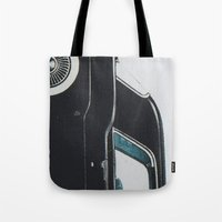 Continental mark II Tote Bag