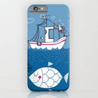 Love Boat Captain iPhone 6 Slim Case