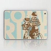 Come Ride Laptop & iPad Skin