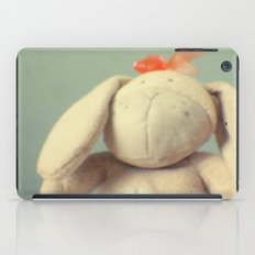 Easter bunny iPad Case