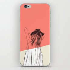Woman Color 13 iPhone & iPod Skin