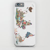 floral iPhone & iPod Cases featuring Louis Armstrong Told Us So by Bianca Green