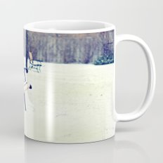 One snowy morning... Mug