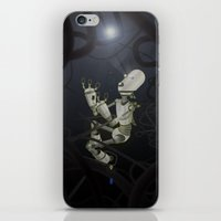 Praying To The Lord Of T… iPhone & iPod Skin