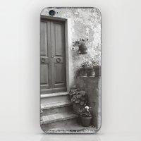 Doors of Rome iPhone & iPod Skin