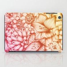 Tropical Flowers II iPad Case