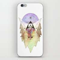 Perilous 1 iPhone & iPod Skin
