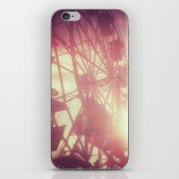 meet me at the fair iPhone & iPod Skin