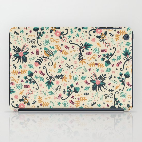 Deck the Halls iPad Case