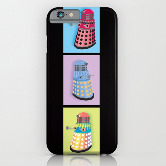 Dalek Dreams iPhone & iPod Case