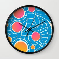 - summer life - Wall Clock