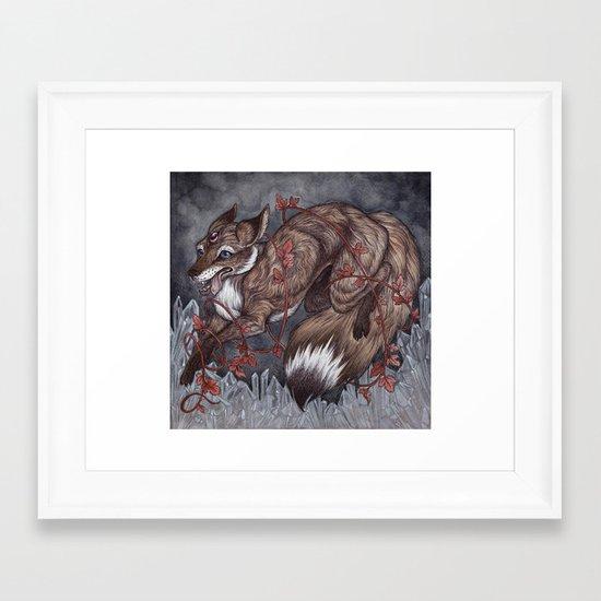 The Escapist  Framed Art Print