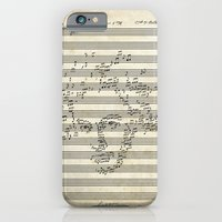 Beethoven iPhone 6 Slim Case
