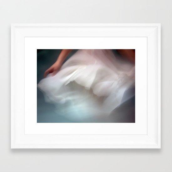 Perfume Framed Art Print