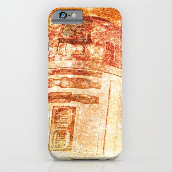 R2D2 toast iPhone & iPod Case