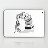 Lonely Monster Laptop & iPad Skin