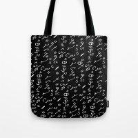 Thaana Tote Bag