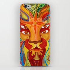 Lion's Visions iPhone & iPod Skin