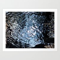 Ripples On The Water Art Print