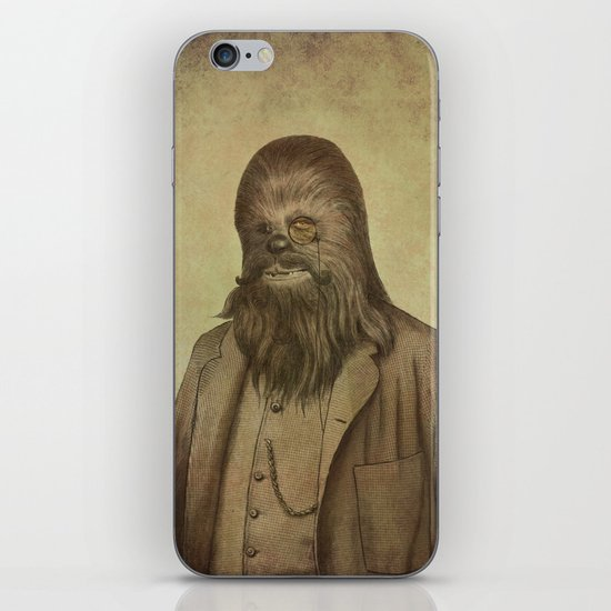 Chancellor Chewman  iPhone & iPod Skin