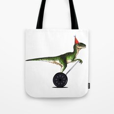 Eureka! (Now with extra party) Tote Bag