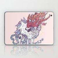 Spirit Animal - Wolf Laptop & iPad Skin