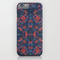 Blue Tile Slim Case iPhone 6s