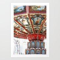Canopy Art Art Print