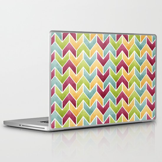 It's All About The Ziggy. Laptop & iPad Skin