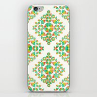 Fantasy Garden Pattern iPhone & iPod Skin