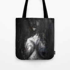HOT VAMPIRE WITH IMPLANTS Tote Bag