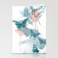 Butterflight Stationery Cards