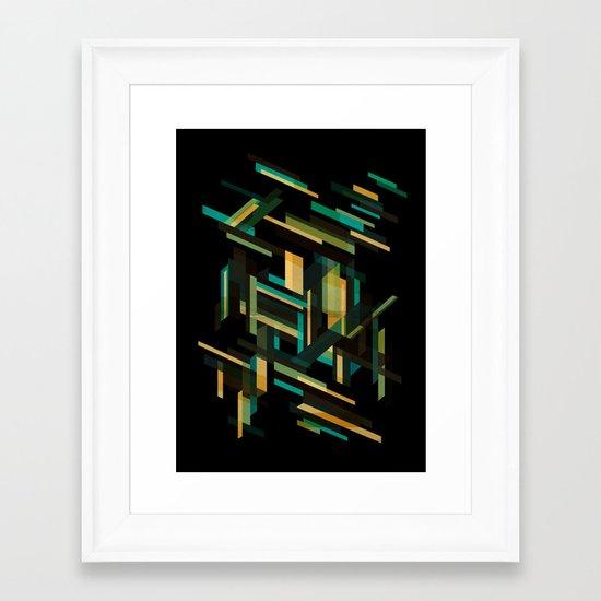 Modern Age Framed Art Print