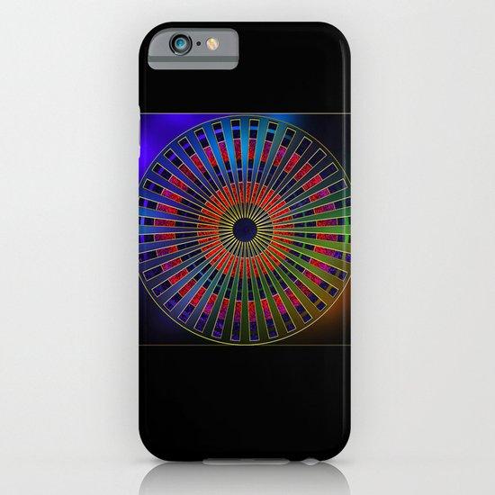 Mandala 10 iPhone & iPod Case