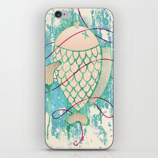 Corocoro iPhone & iPod Skin