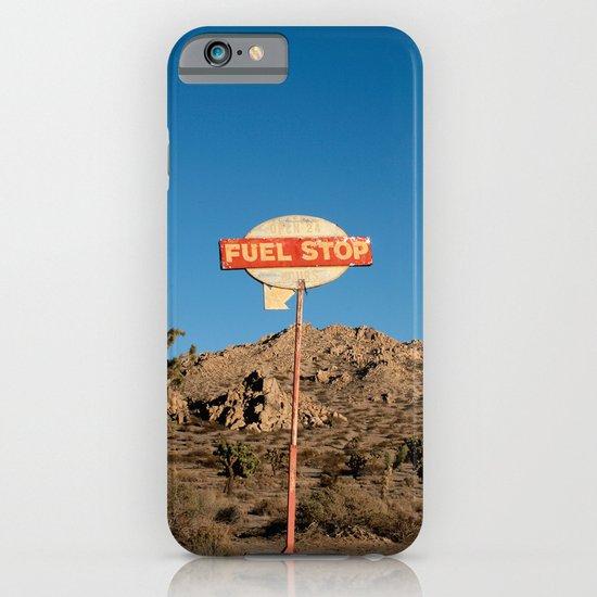 Fuel Stop iPhone & iPod Case