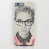 iPhone Cases featuring Where's Wendy? by Kei Meguro