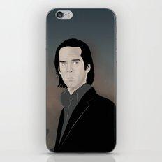 Nick Cave iPhone & iPod Skin