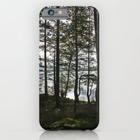 iPhone & iPod Case featuring Through the Forest by Julian Clune